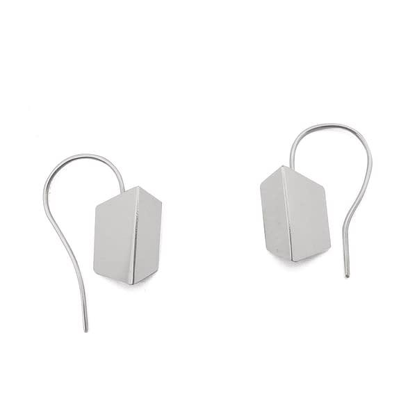 boucles d'oreilles scala mini argent