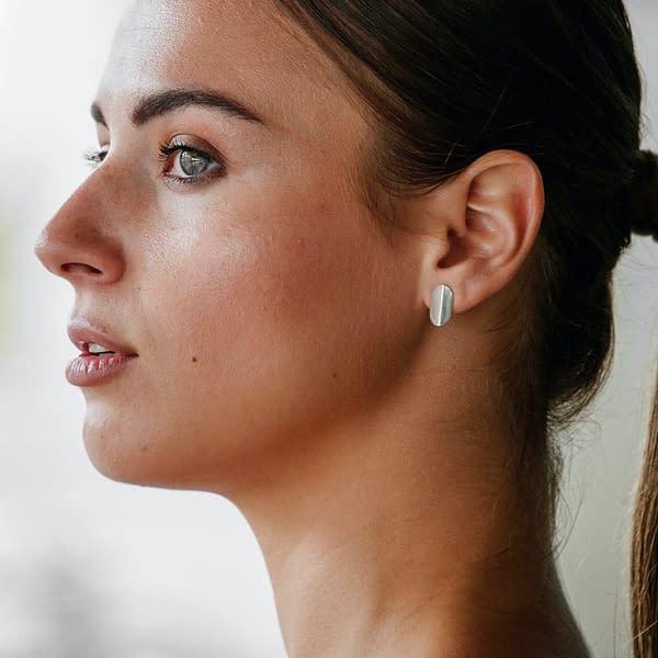 boucles d'oreilles pliage mini